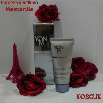 KOSGUK MASCARILLA DE RELLENO Y FIRMEZA DE YONKA